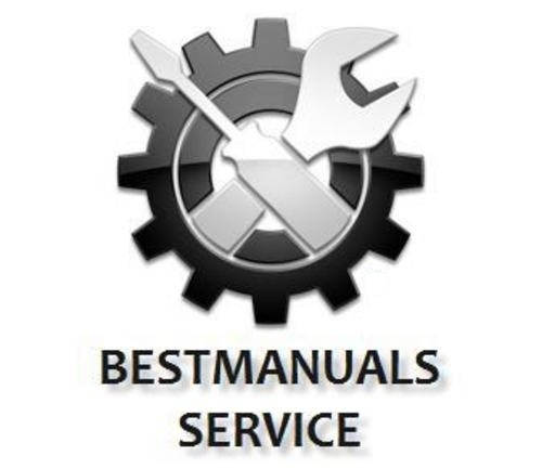 Product picture Alfa Romeo Brera 2005 - 2010 Workshop Service Manual - Multilanguage